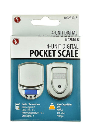 Digital Pocket Scale Gold Prospecting Jobe