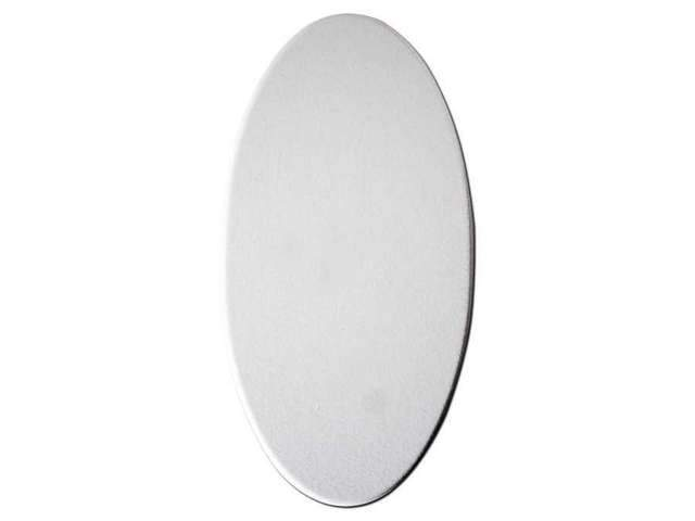 "Fisher 10"" Elliptical coil cover"