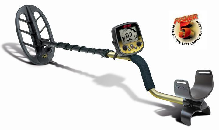 Gold Bug DP Metal Detector