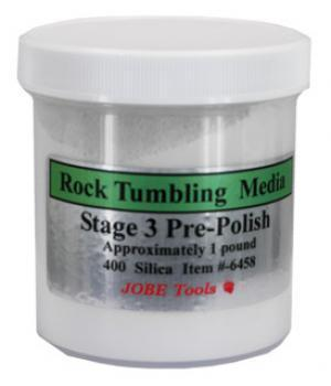 Bulk Rock Tumbling Grit - Stage 3 Pre-Polish