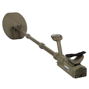 "Garrett ATX DEEPSEEKER Package with 20"" Deepseeker and 10"" X 12"" Open DD Search coil with Extra FREE Prospecting Gear Garrett Metal Detectors garrett"