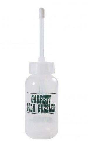 GARRETT GOLD GUZZLER BOTTLE Gold Prospecting,Gem & Mineral Hunting Supplies,Accessories,Recovery Tools Garrett