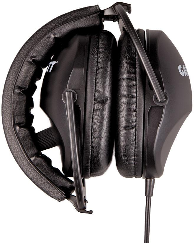 Garrett MS-2 Headphones (Land-use) for AT Series