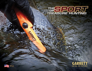 Garrett Pro Pointer AT with Lanyard and Connector Included Garrett Metal Detectors Garrett