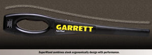 Garrett Super Wand Security Metal Detector Security & CSI Metal Detectors Garrett