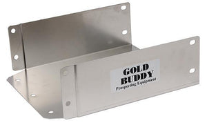GOLD BUDDY Magnum 10 inch Sluice Header Adapter Gold Prospecting Jobe