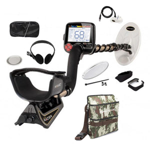 Nokta Makro Gold Racer Metal Detector Standard Package with Nokta Finds Pouch