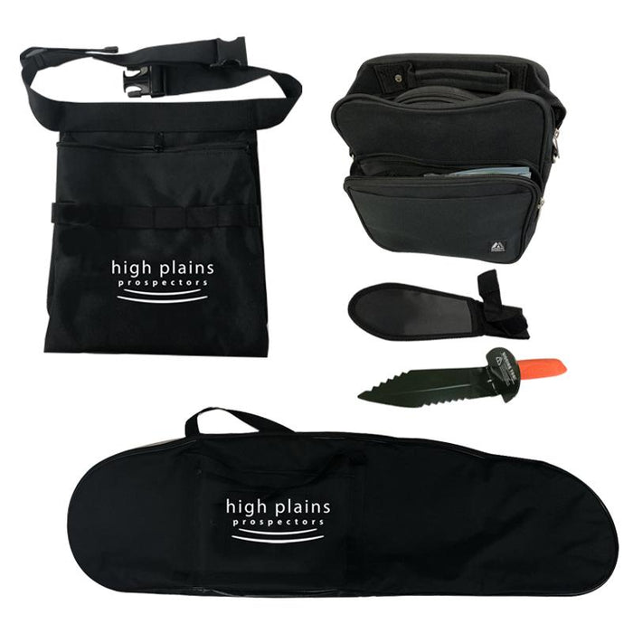 High Plains Private Label Gear for Minelab Metal Detectors