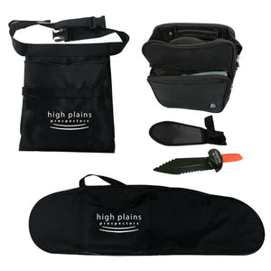 High Plains Private Label Gear for Minelab Metal Detectors High Plains Prospectors