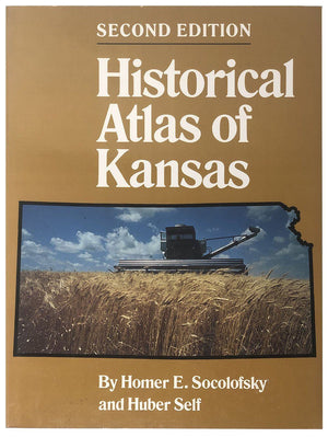 Historical Atlas of Kansas Accessories Jobe