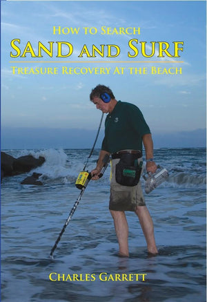 How to Search Sand and Surf: Treasure Recovery at the Beach Accessories Garrett