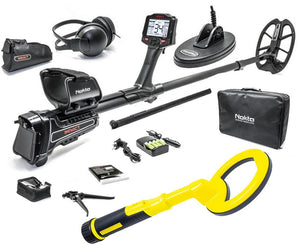 Nokta Makro Impact Pro Metal Detector Package with Nokta PulseDive 2-in-1