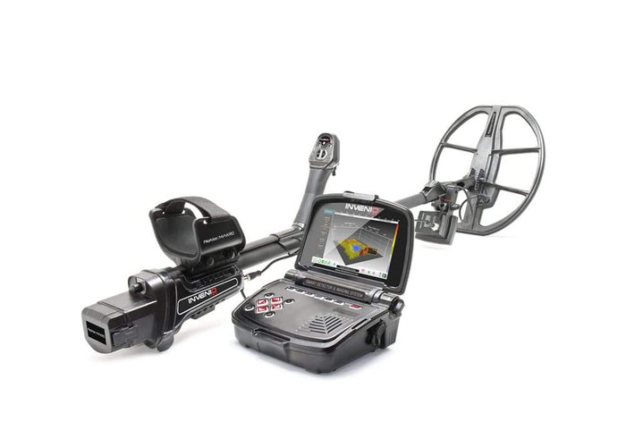 Invenio Pro Pack Smart Metal Detector and 3D Imaging System