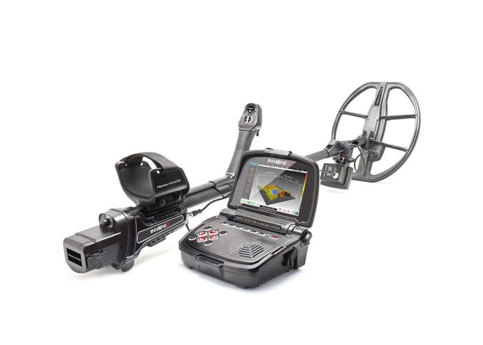 Invenio Standard Pack Smart Metal Detector and 3D Imaging System