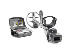 Invenio Standard Pack Smart Metal Detector and 3D Imaging System High Plains Prospectors