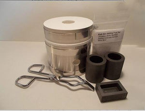 Deluxe Kwik Kiln Melting Kit
