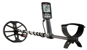 Minelab EQUINOX 800 Metal Detector with Red Upper Carbon Rod Minelab Metal Detectors Minelab