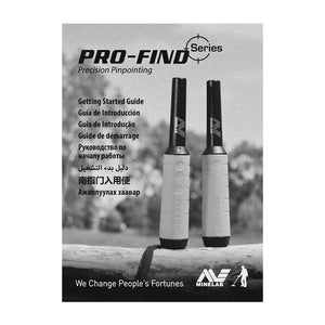 Minelab PRO-FIND 15 Pinpointer with Lanyard Pointers & Probes Minelab
