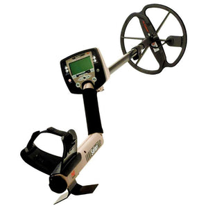 Minelab Safari Metal Detector Bundle with Digging Tool, Large Finds Pouch, Headphone Detector Gear Bag, and Carry Bag Minelab Metal Detectors Minelab