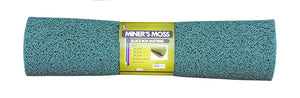 "Miner's Moss Green Color, Sluice Box Matting, 24""x36"" 10mm Thick Gold Prospecting,Accessories Jobe"