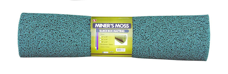 Miner S Moss Sluice Box Matting 12 Quot X36 Quot 10mm Thick Choice