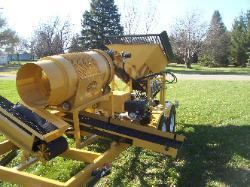 Pioneer 15 Shaker Gold Trommel For Small to Mid Size Mining Operations
