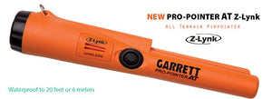 PRO-POINTER® AT Z-LYNK with Lanyard and Connector Included High Plains Prospectors