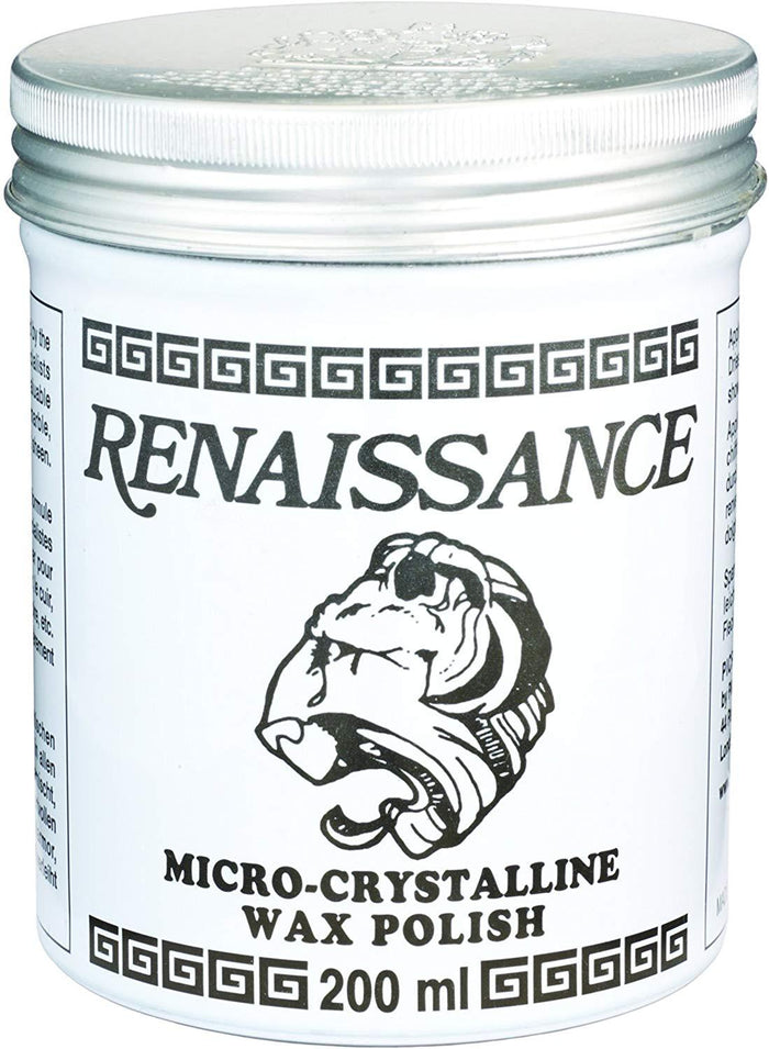 Renaissance Wax Polish , 200 ml or 65 ml