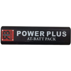 RnB Power Plus AT-Batt Pack Battery for Garrett AT Pro AT Max AT Gold w/ Charger Accessories Garrett