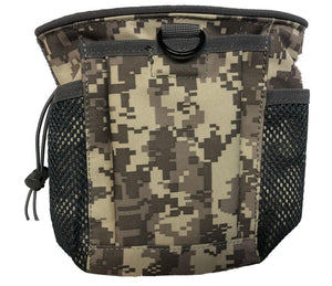Small Finds Pouch with drawstring closure - 5 Color Options Bags and Backpacks High Plains Prospectors Pseudo Camo
