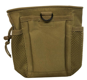 Small Finds Pouch with drawstring closure - 5 Color Options Bags and Backpacks High Plains Prospectors Tan