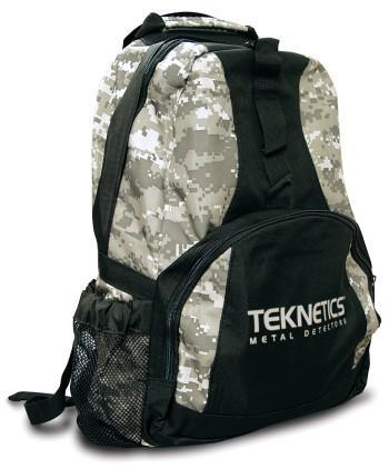 Teknetics Camo Backpack