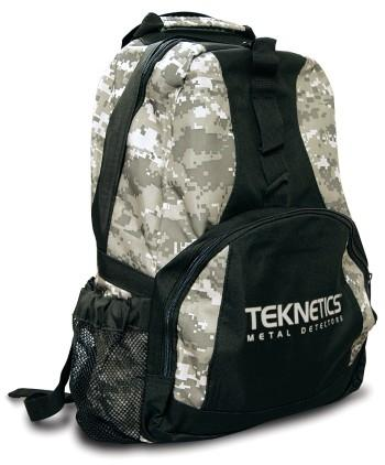Teknetics Camouflage Backpack
