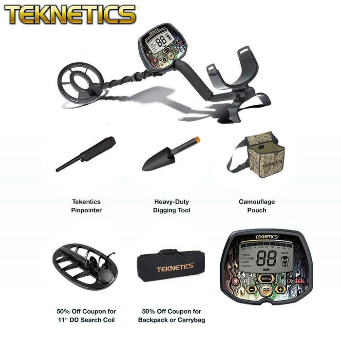 Teknetics Digitek Youth w/Bonus Accessories