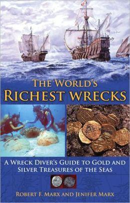 The World's Richest Wrecks - Softcover Accessories vendor-unknown