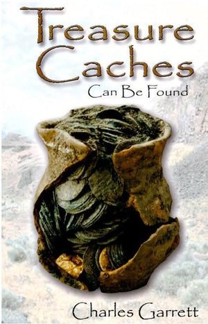 Treasure Caches Can Be Found Accessories RAM Books