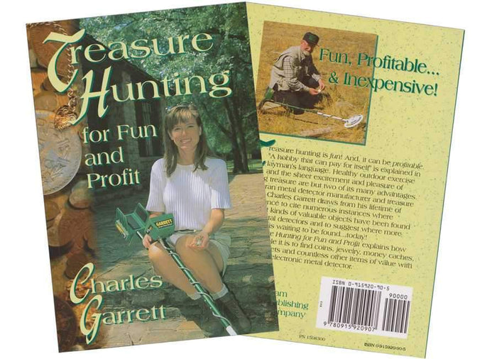 Treasure Hunting  for Fun and Profit by Charles Garrett