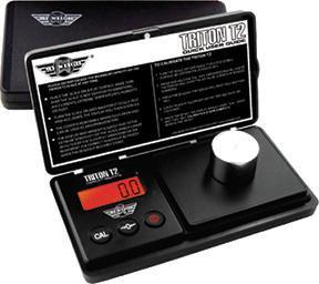 Triton T2 120 Gram Digital Scale Accessories Jobe