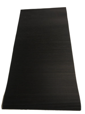 TUFF-STUFF DEEP V GROOVED Sluice Mat 12 x 24 Inches Gold Prospecting,Accessories Jobe