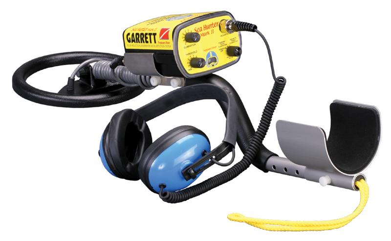 Used / Demo Garrett Sea Hunter Mark II Metal Detector