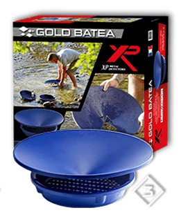 XP Batea Gold Pan Kit