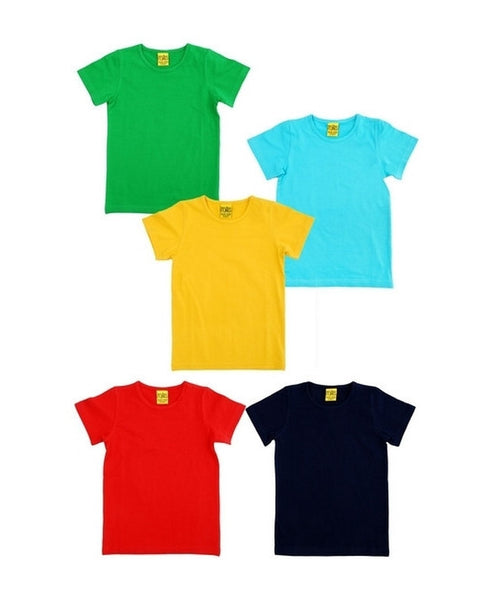 DUNS block colour t shirts - various colours