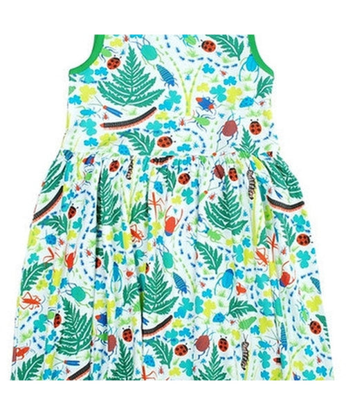 DUNS Bugs Sleeveless Dress
