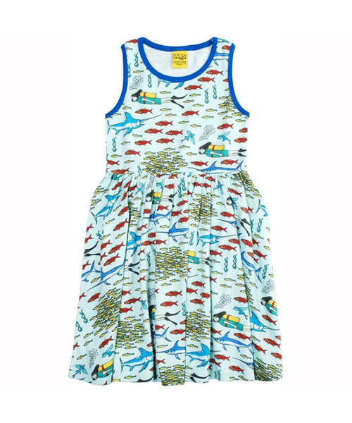 DUNS Divers World Sleeveless Dress