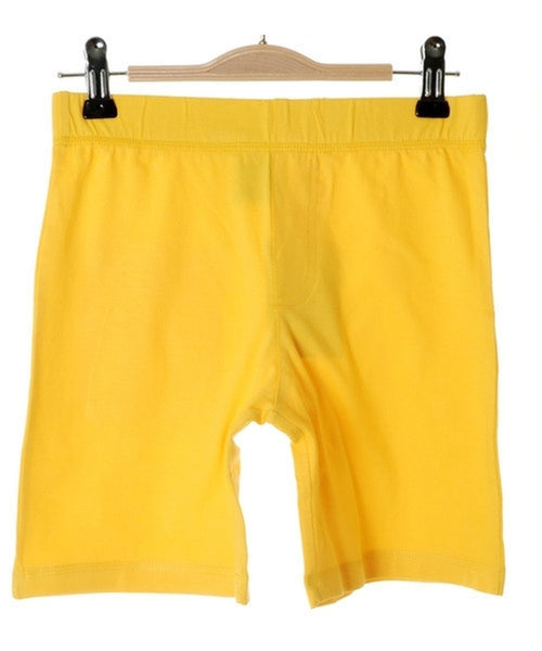 DUNS yellow shorts