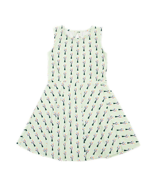 Lily-Balou 'Trixy' dress - Trees print