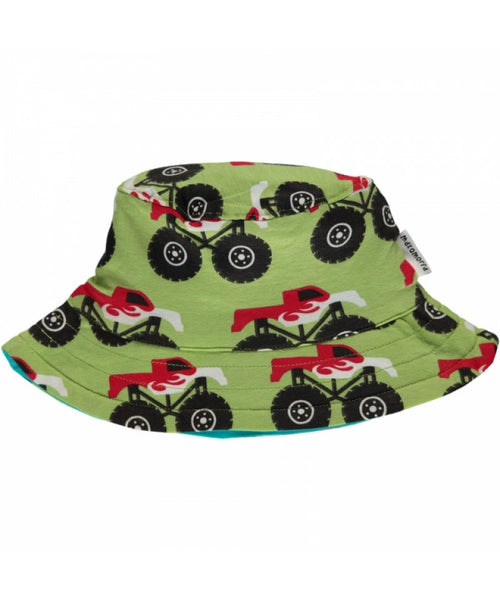 Maxomorra Monster Truck Sun Hat without Cord