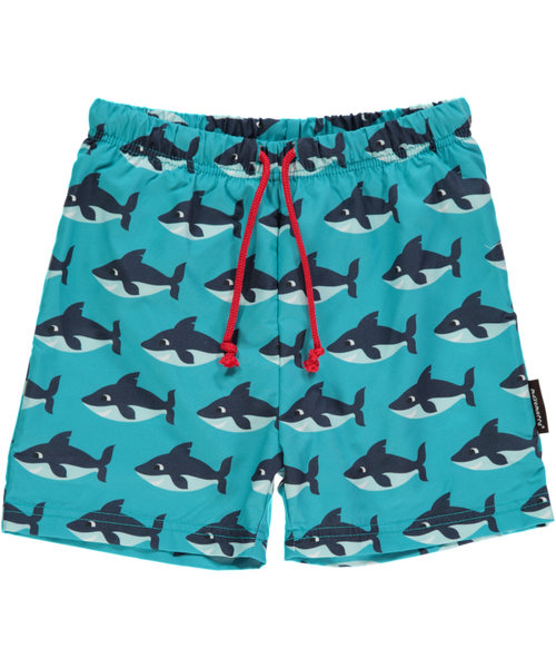 Maxomorra Shark Swim Shorts