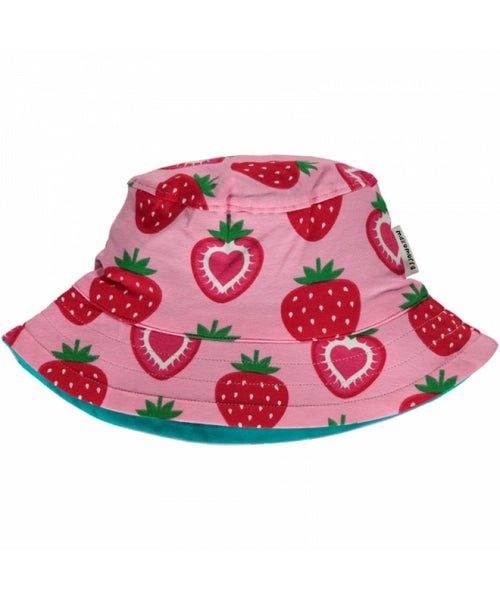 Maxomorra Strawberry Sun Hat without Cord