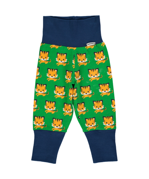 Maxomorra Tiger rib pants